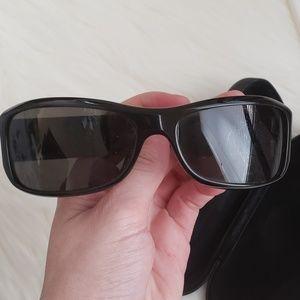 Dior Black Sunglasses Vintage VGUC